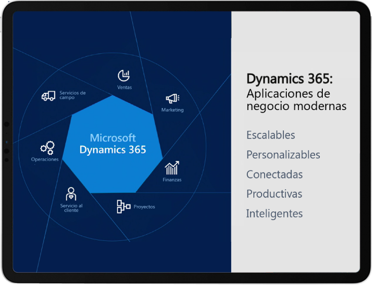 tablet dynamics 365