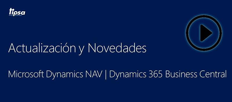 ¿Cómo actualizar de Microsoft Dynamics NAV Navision a Business Central?