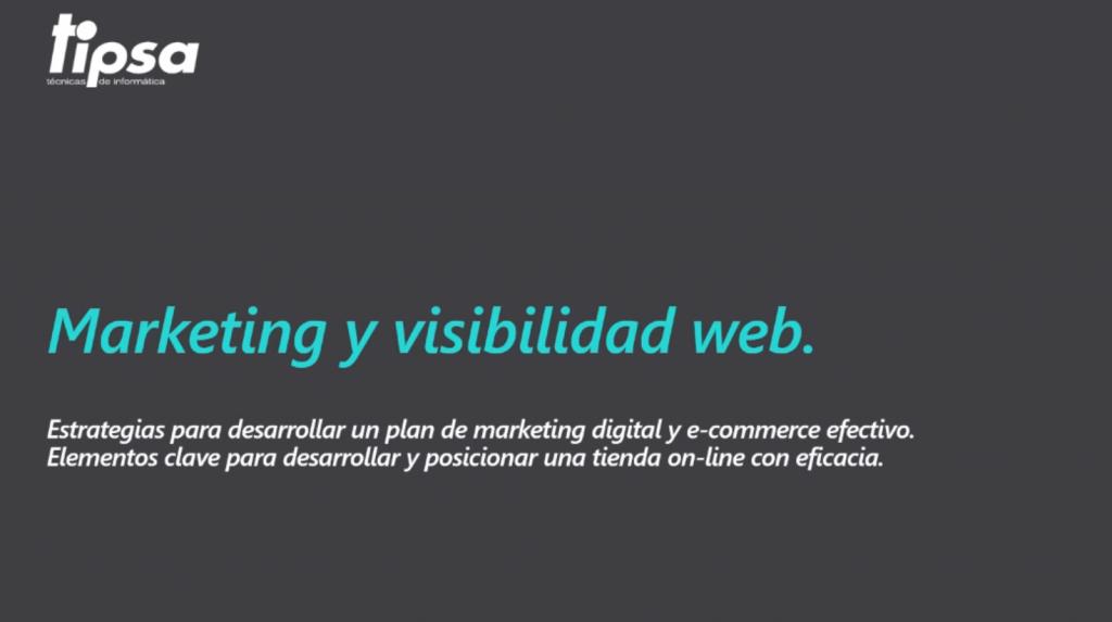 Claves para desarrollar con éxito una estrategia de tienda online o página web con e-commerce